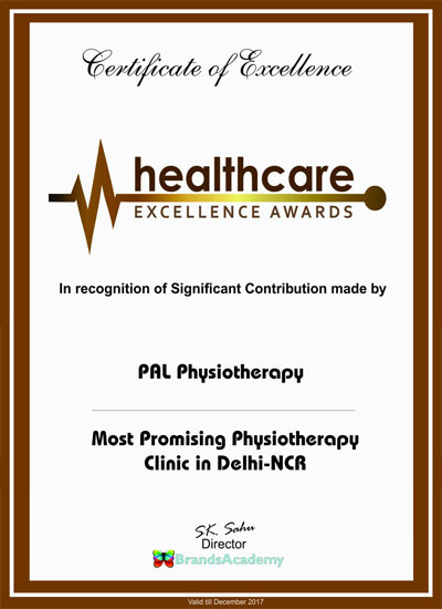 Healthcare Excellent Award